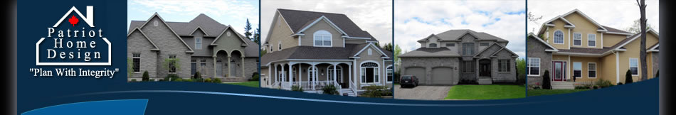 Patriot Home Design - Home Plans - Woodstock-Fredericton- New Brunswick